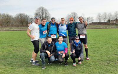 2. Teil der Hammer Winterlaufserie: heute mit dem 15km-Lauf!