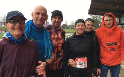 Finale Winterlaufserie Hamm 21,1 km