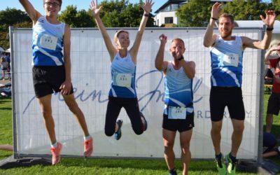 15.07.2018 Meine Insel Lauf auf Norderney- Fit2Run-Beckum Team ist beim 5-km-Lauf am Start