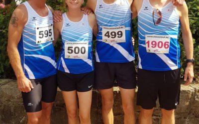 21.08.2018 Rund um den Aasee in Ibbenbüren – Fit2Run-Team beim 5er und Halbmarathon erfolgreich vertreten