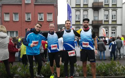 31.12.2018 Fit2Run-Beckum Läufer beim Silvesterlauf Werl-Soest dabei