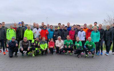 04.04.2019 1. Laufcampus Runningday am Tuttebrocksee Laufen, lachen, Gutes tun