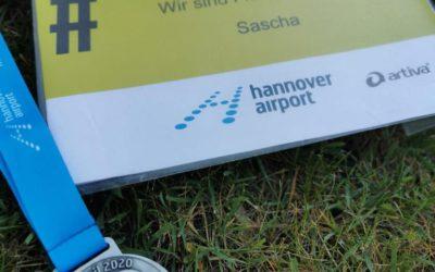 26.04.2020 HAJ Hannover Marathon #stayathome