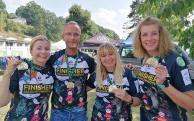 25.08.2019 Burgwald Märchen Marathon – ein märchenhaftes Erlebnis