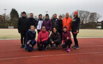 24.11.2018 Fit2Run-Beckum: Laufkurs für Fortgeschrittene-Part 2
