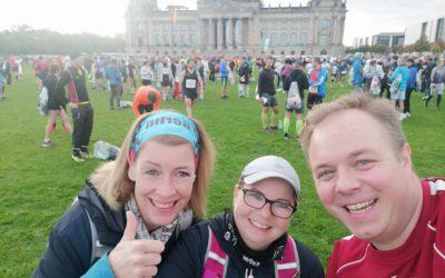 29.09.2019 Läuferbericht: Dominic Willner über sein Marathon-Debüt in Berlin