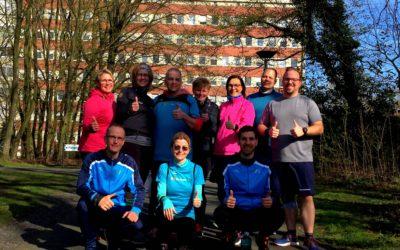 24.03.2019 Fit2Run-Läufer beim 9. Charitylauf in Hamm